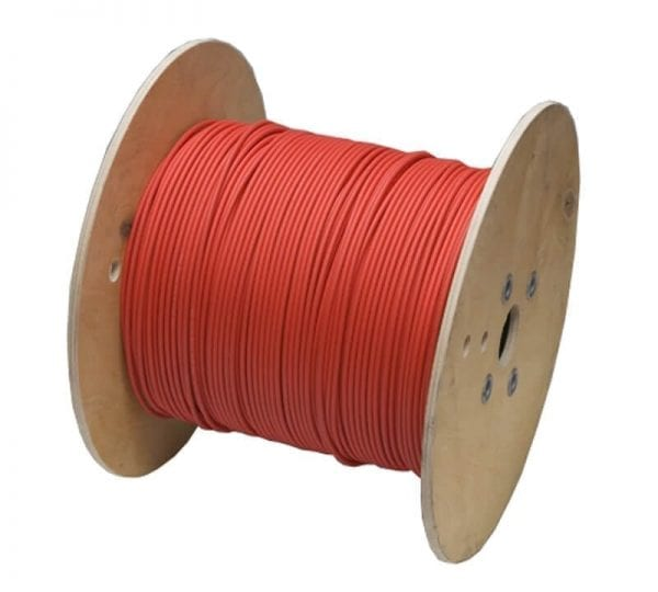 500' RED Solar Cable