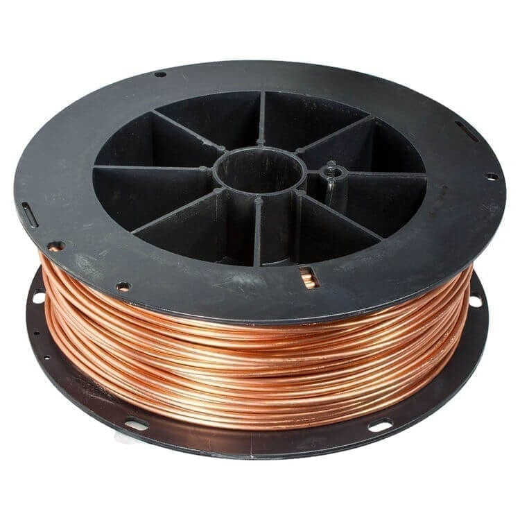 6 Awg #6 X 315` Roll Bare Copper Ground Wire - Global Solar Supply