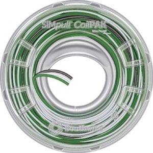 CoilPAK 1050 ft. 12-3 Solid CU SIMpull THHN Wire - Black White Green_Global Solar Supply