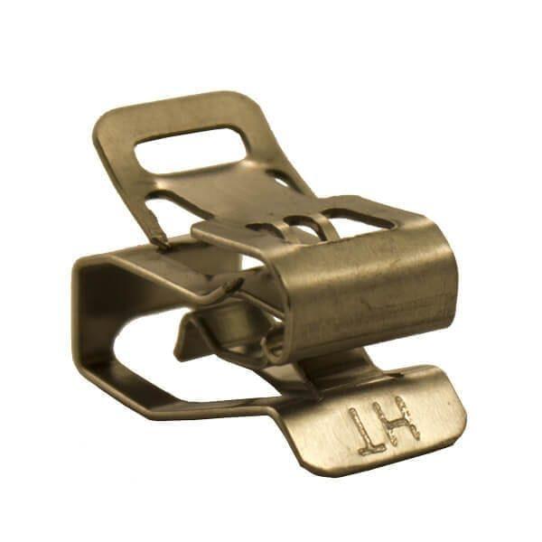 CABLE CLIP, HELLERMANN TYTON, SST, 151-00982, 100 PACK