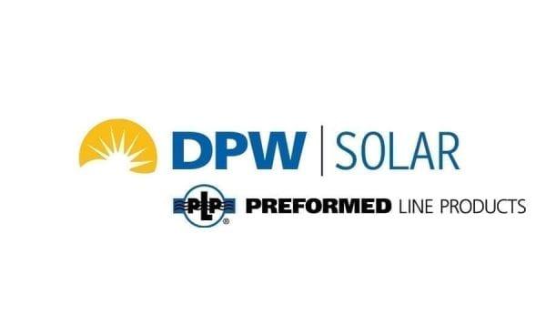DPW / Preformed Solar logo