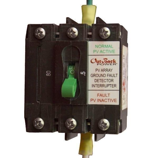 OUTBACK PNL GFDI 80D DC GROUND FAULT PROTECTOR 150VDC