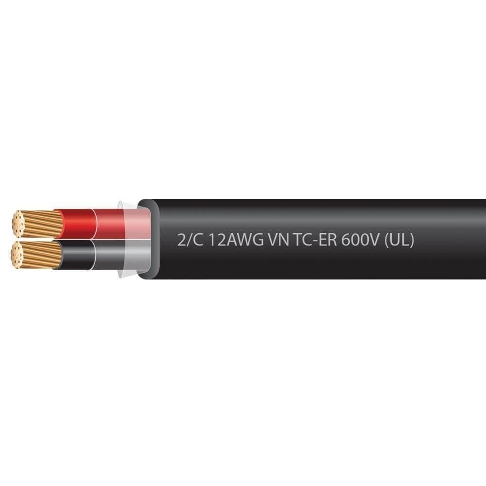 Tray cable 2C 12AWG