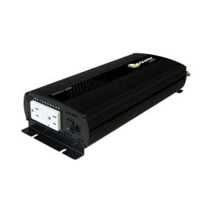 Xantrex XPower 1500 Inverter GFCI & Remote ON/OFF UL458