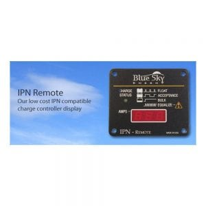 BLUE SKY ENERGY IPNPRO BASIC CHARGE CONTROLLER REMOTE DISPLAY 2