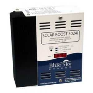 BLUE SKY ENERGY SB3024DIL 12V/24V CHARGE CONTROLLER WITH DISPLAY