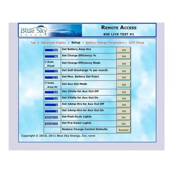 BLUE SKY UCM COMMUNICATION BRIDGE AND GATEWAY FOR IPN CONTROLS SCREENSHOT 6