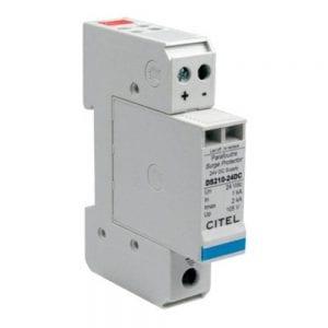 CITEL DS210-12DC 15VDC DC SURGE PROTECTOR DIN MOUNT