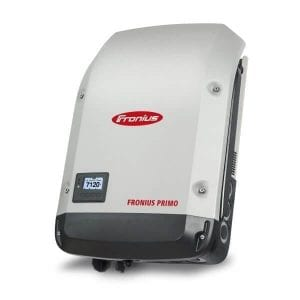 FRONIUS PRIMO 3.8-1 208/240 TL GRID TIED INVERTER 1-PH, 3.8KW,208/240VAC 60HZ 600VDC 2