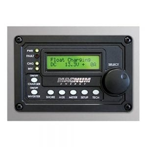 MAGNUM ME-RC50 DIGITAL LCD DISPLAY REMOTE PANEL WITH 50' CABLE