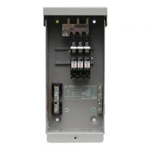 MIDNITE SOLAR STRING COMBINER MNPV- 3-STRING (150V BREAKERS) OR 2-STRING (FUSES) 60A/600VDC MAX NEMA3R