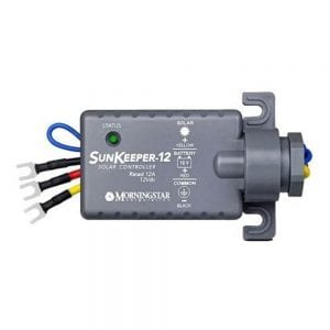MORNINGSTAR SK-12 SUNKEEPER CHARGE CONTROLLER