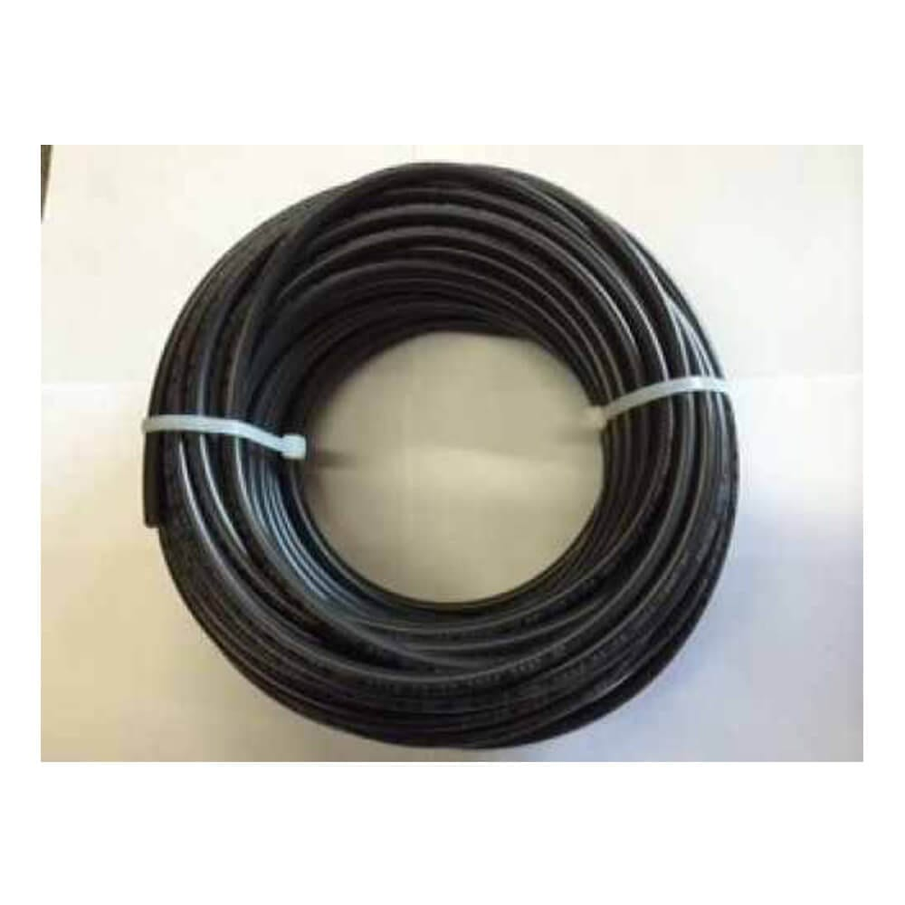 100\' Solar Cable #6 AWG Black XLPE type PV insulation 2000V 7 ...