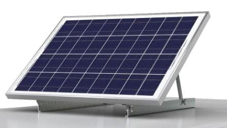 tilting solar panel mount - 450×272
