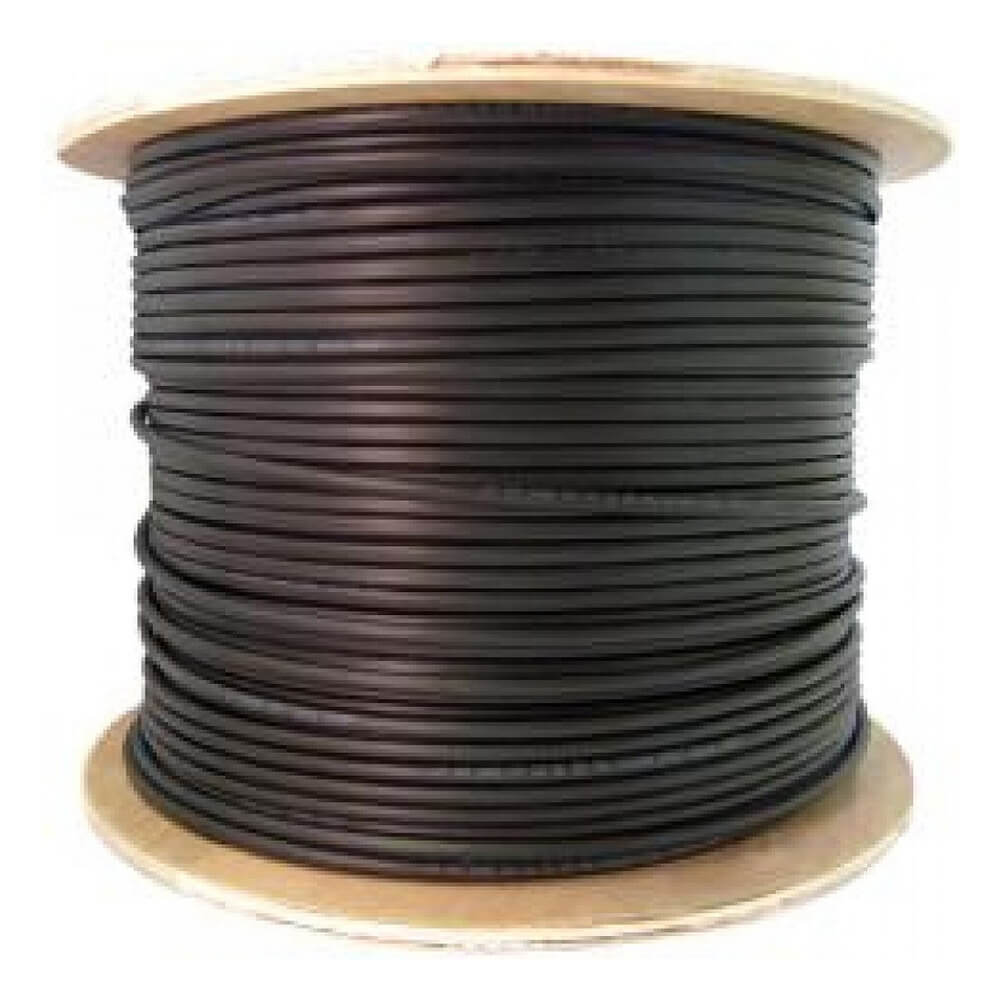 500 Feet of #10 AWG Solar Cable Black 1000V, UL 4703 MADE IN USA ...