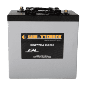 PVX-2240T Battery _GlobalSolarSupply