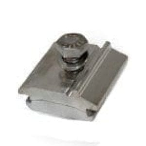 SnapNrack Snap-in Ground Lug Assembly 6-12 AWG_GlobalSolarSupply