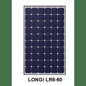 LONGi LR6-60 290W Module_GlobalSolarSupply