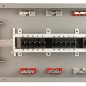 MidNite Solar Midnite Breaker Box MNDC15 Breaker box for 15 panel mount breakers
