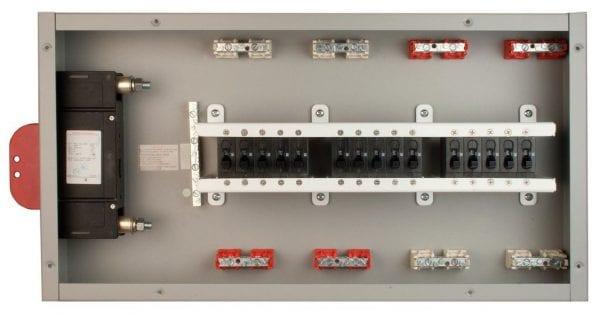 MidNite Solar Midnite Breaker Box MNDC15 Breaker box for 15 panel mount breakers