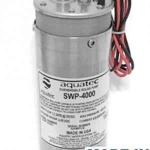 Aquatec SWP-4000