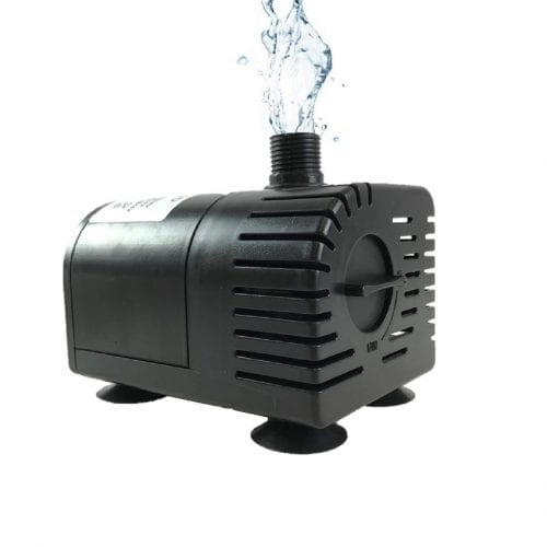WP50D fountain pump